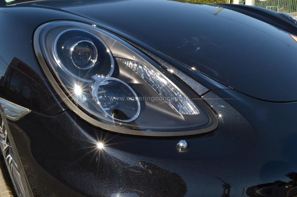 Protection face avant Porsche Boxster
