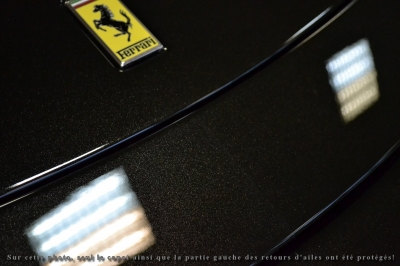Protection face avant Ferrari F430 spider
