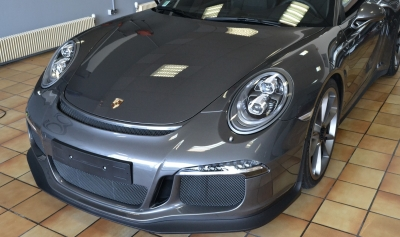 Protection face avant Porsche 991 GT3