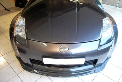 Protection face avant Nissan 350z