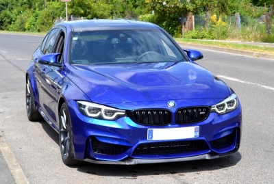 Protection carrosserie complete BMW M3