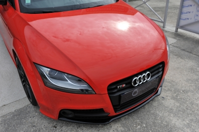 Protection face avant Audi TT-S