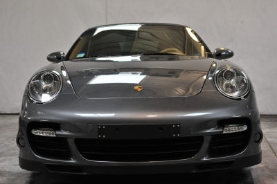 Protection Face avant Porsche 997 turbo