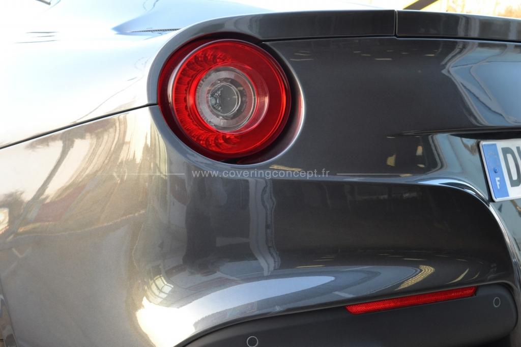 Protection face avant Ferrari F12